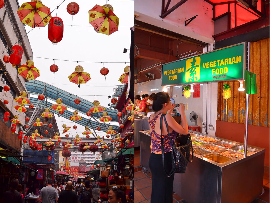 Things to do in Kuala Lumpur: Chinatown